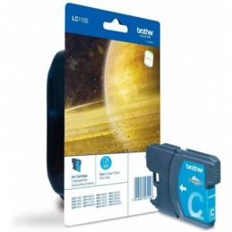 Tinteiro Brother LC1100C Azul