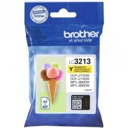 Tinteiro Brother LC3213Y...