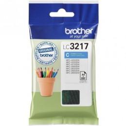 Tinteiro Brother LC3217C Azul