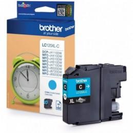 Tinteiro Brother LC125XLC Azul